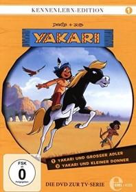 Yakari Vol. 1 (DVD)