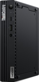 Lenovo ThinkCentre M80q Tiny Raven Black, Core i7-10700T, 8GB RAM, 512GB SSD, WLAN, 2x HDMI, Windows 10 Pro (11DN004TGE)