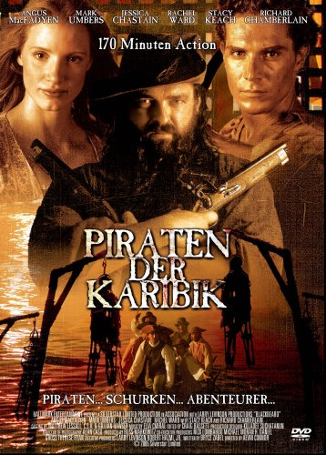 Blackbeard - Piraten der Karibik -- via Amazon Partnerprogramm
