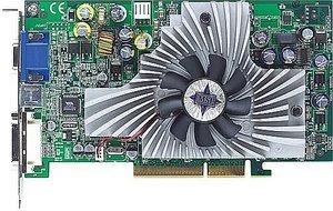 MSI RX9800PRO-TD128, Radeon 9800 Pro, 128MB DDR, DVI, TV-out, AGP (MS-8956-010/020)