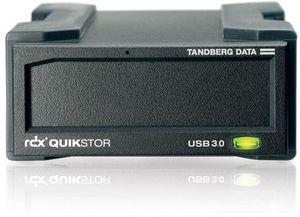 Tandberg RDX QuikStor Drive 2TB Kit, USB 3.0 (8761-RDX)