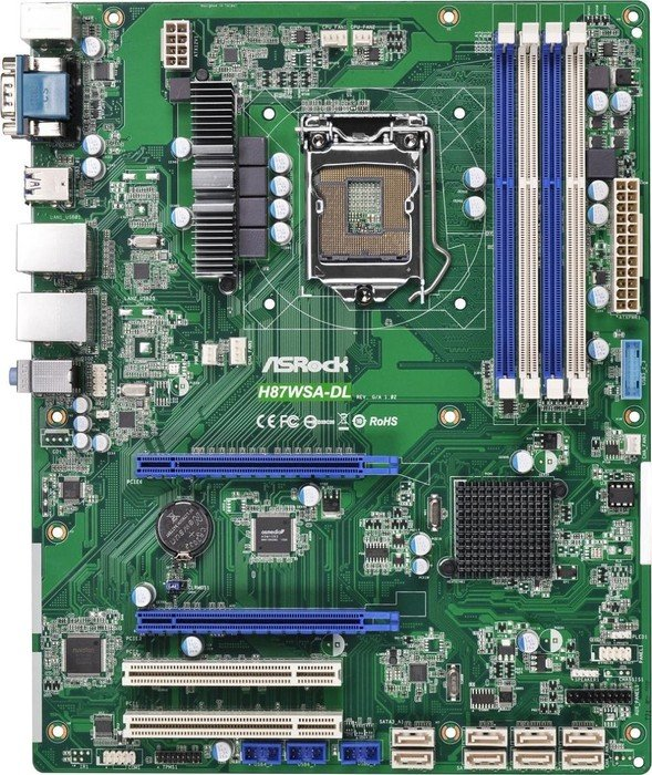 ASRock H87WSA-DL Realtek LAN Driver Download