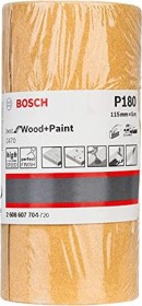 Bosch paper grinding roll C470 Best for Wood and Paint 115mmx5m K180, 1-pack (2608607704)