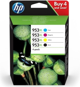 HP Tinte 953 XL Value Pack (3HZ52AE)