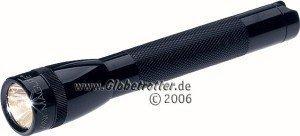 MAG-LITE Mini Maglite AA schwarz Taschenlampe (M2A01H) -- © Globetrotter.de