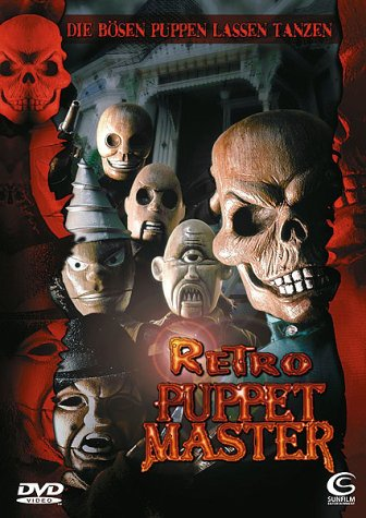 Retro Puppet Master -- via Amazon Partnerprogramm