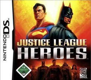 Justice League Heroes (englisch) (DS)