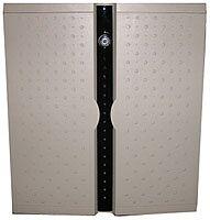 Yeong Yang Super Cube Server Case, schallgedämmmt, biały (bez zasilacza) (YY-0420)
