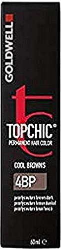 Goldwell Topchic Haarfarbe 4/BP perl braun dunkel 60ml -- via Amazon ...
