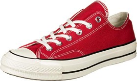Converse Vintage Canvas Chuck 70 Low Top enamel red/egret/black (164949C)