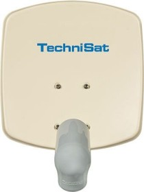 TechniSat Satman 33 beige incl. Unysat Super-V/H Single LNB (1033/8300)