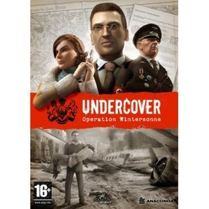 Undercover - Operation Wintersonne (englisch) (PC)
