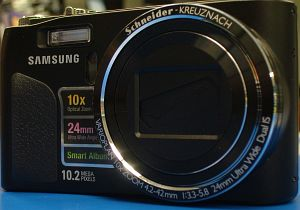 Samsung WB500 black -- provided by bepixelung.org - see http://bepixelung.org/4917 for copyright and usage information