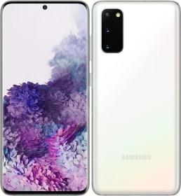 Samsung Galaxy S20 G980F/DS cloud white
