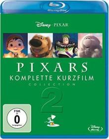 Pixar Kurzfilm Collection (Blu-ray)