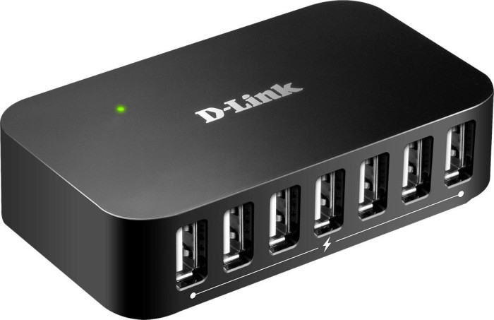 D-Link DUB-H7 7-port USB 2.0 Hub -- provided by bepixelung.org - see http://www.bepixelung.org/1063 for copyright and usage information