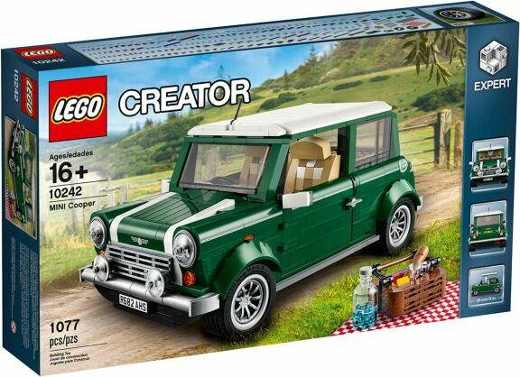 LEGO Creator Expert - MINI Cooper (10242) from £ 136 74