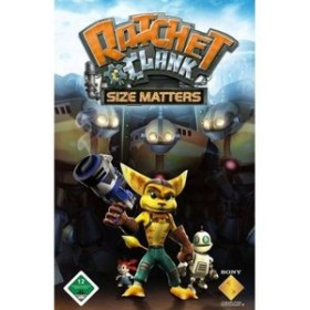 Ratchet & Clank - Size Matters (PS2)