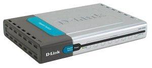 D-Link DGS-1008D, 8-port