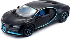 Maisto Bugatti Chiron World Record Car #42 J.-P. Montoya (31514BK)