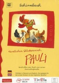 Schirmbuch - Herzlichen Glückwunsch, Paul