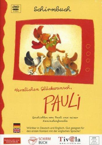Schirmbuch - Herzlichen Glückwunsch, Paul -- via Amazon Partnerprogramm