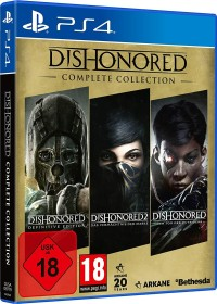 Dishonored: Complete Collection (PS4)