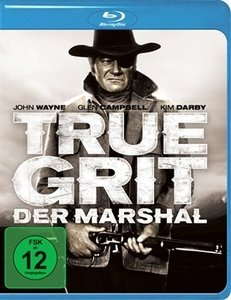 True Grit - Der Marshal (1969) (Blu-ray)