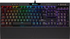 Corsair Gaming K70 RGB MK.2 Low Profile, MX LOW PROFILE RGB RED, USB, DE (CH-9109017-DE)