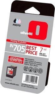 Olivetti IN705 Druckkopf mit Tinte farbig photo (B0633)