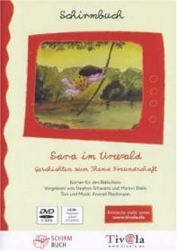 Schirmbuch - Sara im Urwald