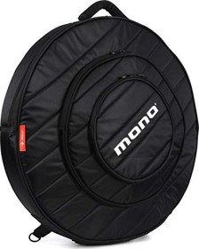 """Mono Cymbal Case 22"""" Black (M80-CY22-BLK)"""