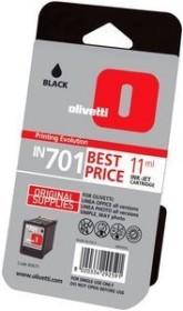 Olivetti Druckkopf mit Tinte IN701 schwarz (B0631)