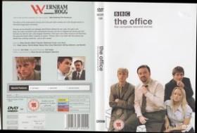 The Office Season 2 (DVD) (UK)