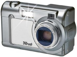 Trust 910Z Powercam Optical Zoom (13674)
