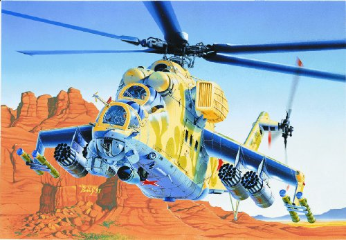 Italeri MIL-24 Hind D/E (0014S) -- via Amazon Partnerprogramm