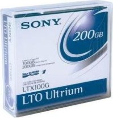 Sony Ultrium LTO-1 Kassette (LTX100G)