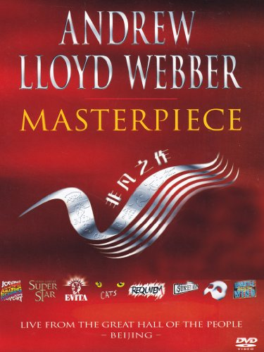 Andrew Lloyd Webber - Masterpiece -- via Amazon Partnerprogramm