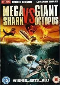Mega Shark vs. Giant Octopus (UK)