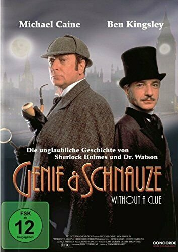 Genie & Schnauze -- via Amazon Partnerprogramm