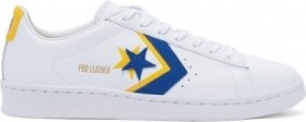 Converse Pro Leather Double Logo Low Top white/rush blue/amarillo (169025C)