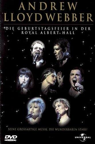 Andrew Lloyd Webber - Die Geburtstagsfeier in der Royal Albert Hall -- via Amazon Partnerprogramm