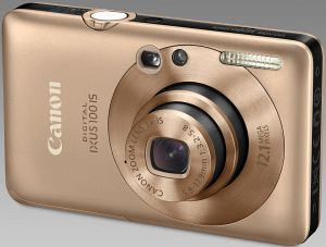 Canon Digital Ixus 100 IS gold (3593B008)