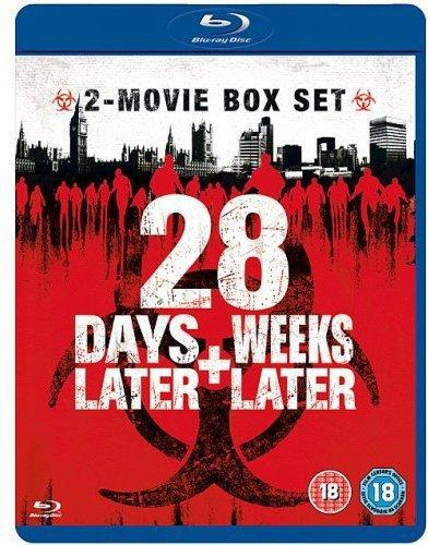 28 Days Later/28 Weeks Later (Blu-ray) (UK) -- via Amazon Partnerprogramm