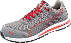 Puma Xelerate Knit Low security shoes grey (men) (643070)