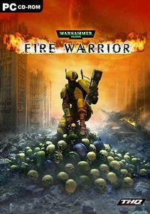 Warhammer 40.000: Fire Warrior (niemiecki) (PC)