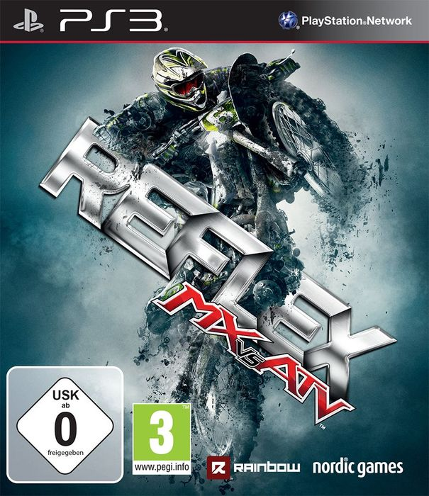 MX vs. ATV: Reflex (deutsch) (PS3)
