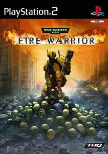 Warhammer 40.000: Fire Warrior (niemiecki) (PS2)