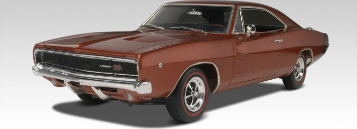 Revell 1968 Dodge Charger R/T (14202)