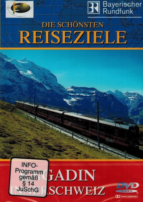 Reise: Engadin - Innerschweiz -- via Amazon Partnerprogramm